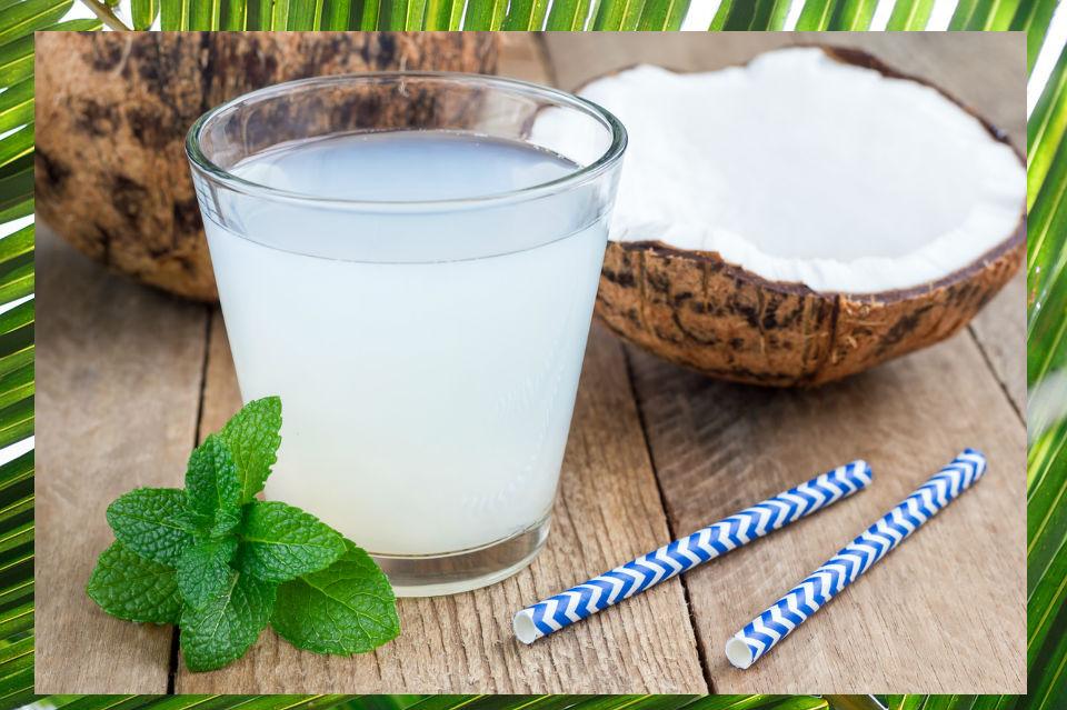 agua de coco para diabeticos