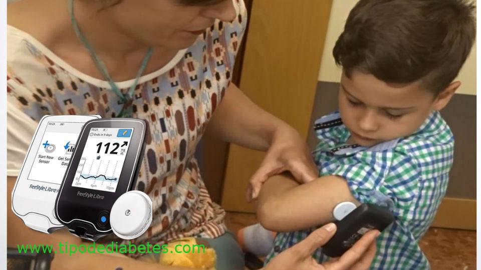 Los diabéticos reciben los nuevos medidores de glucosa en sangre sin pinchazo gracias a moderno dispositivo al alcance de todos. Los niños son los más felices con esta noticia de ultimo minuto.