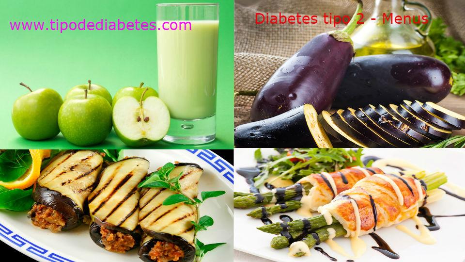 Menu para diabeticos tipo 2 Hoy hablaremos de los menus o comidas que puedes consumir una persona con diabetes tipo 2 en general.