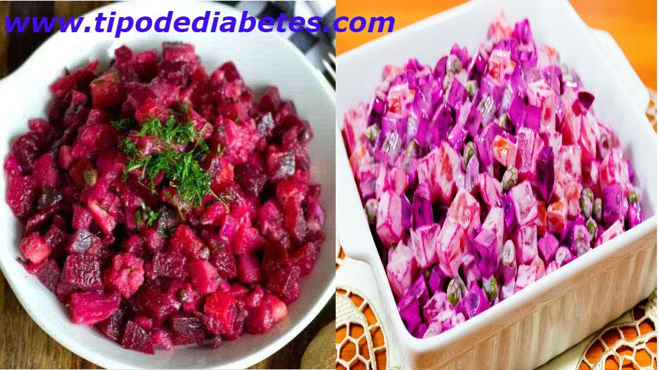 Ensalada rusa para personas con diabetes – Receta completaEsta ensalada rusa es muy consumida en Perú por su sabor, beneficios en la salud y por que