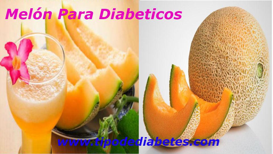 ¿El Melon es una dieta perfecta para personas con diabetes?Por supuesto que si el melon es bajo en contenido de hidratos de carbono lo cual lo hace saludabl