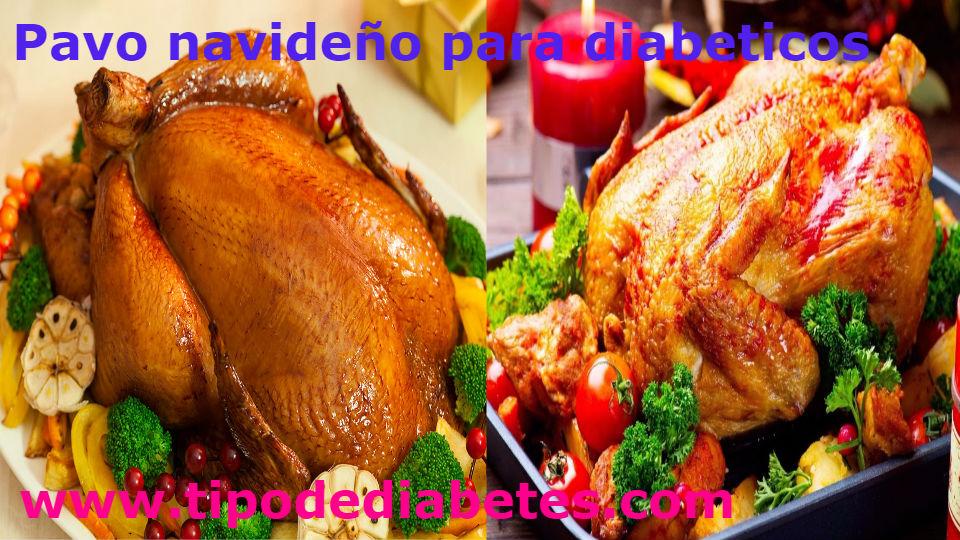 Pavo navideño receta completa para personas con diabetes tipo 2El pavo navideño es una de nuestras principales preocupaciones ya que es una receta muy compl