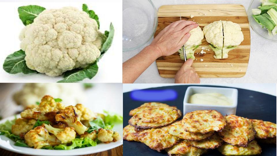 ¿Qué recetas con coliflor puede comer un diabético?Existen muchas recetas con coliflor deliciosas y saludables con este gran alimento de grandes propiedades