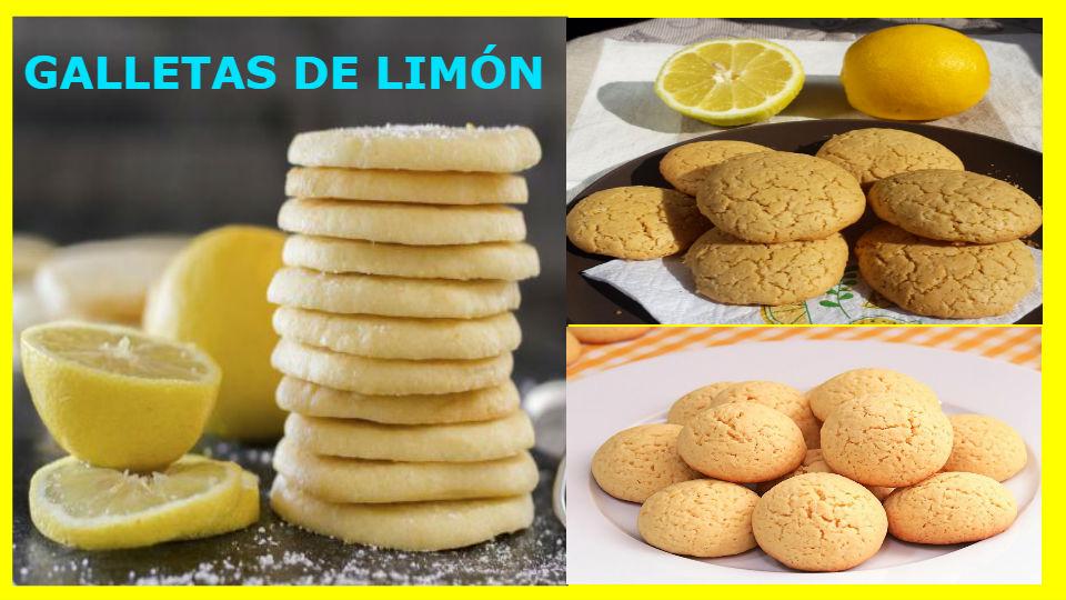 Galletas de limón sin azúcar para diabéticosLas galletas de limón son un postre que se ha preparado durante muchos años, considerado como un postre típico