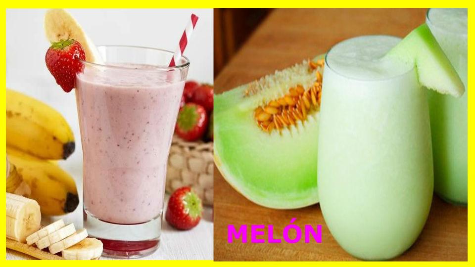 Licuados para diabéticosLos licuados son una de las múltiples presentaciones en las que podemos disfrutar de nuestras frutas favoritas y refrescar nuestro